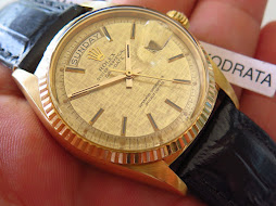 ROLEX OYSTER PERPETUAL DAY DATE PRESIDENT GOLD TEXTURE DIAL - ALL GOLD-ROLEX 1803 GOLD TEXTURE DIAL
