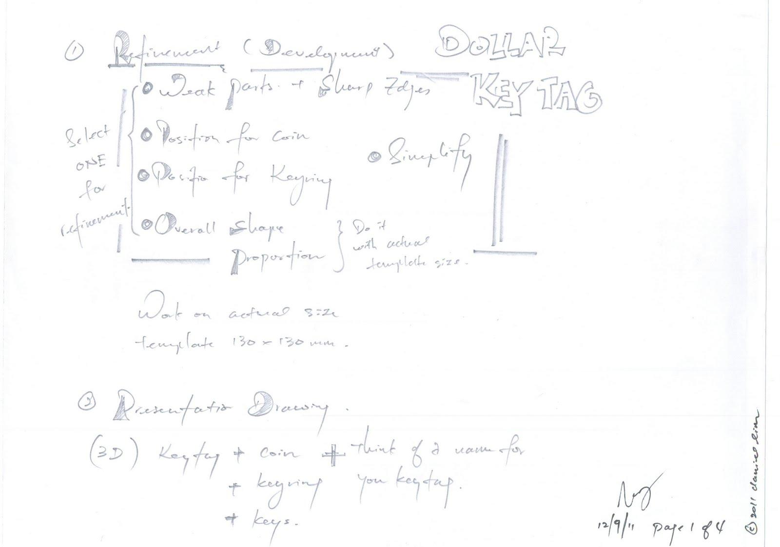 Design journal sos dollar key tag project part 3 refinement dollar key tag project part 3 refinement development ccuart Gallery