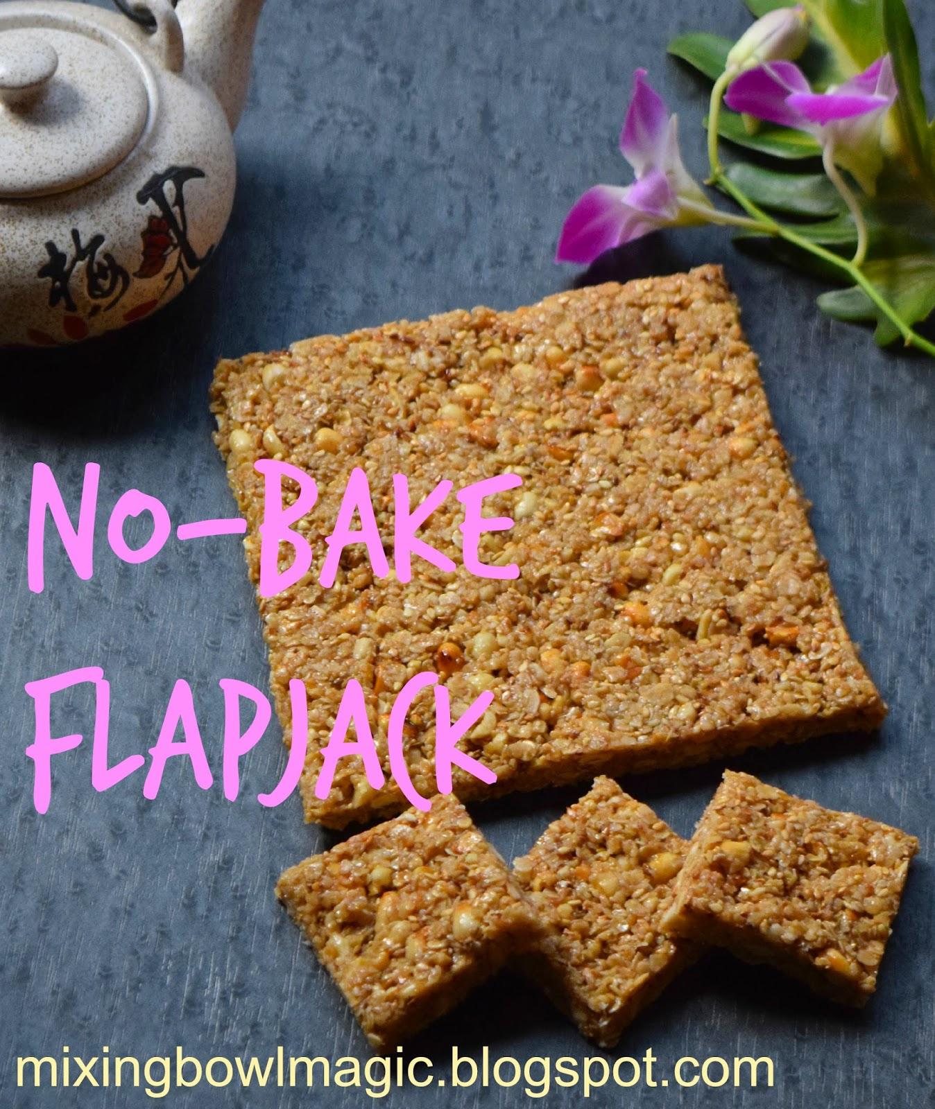 No-bake Flapjack