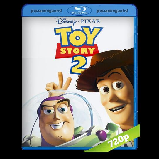 Toy Story 2 | 1999 | BRRip 720p | Audio Dual Latino 5.1 – Ingles + SUB