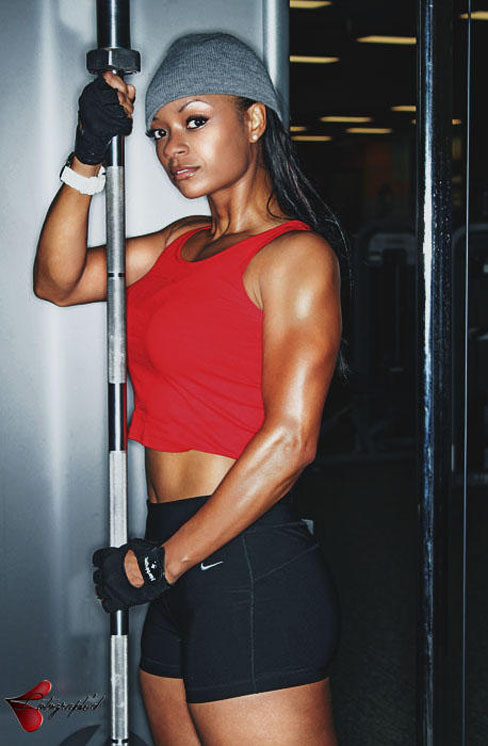 Rashidat Owe Female Muscle Pic Submission Bodybuilding Blog