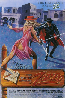 The Erotic Adventures of Zorro 1972