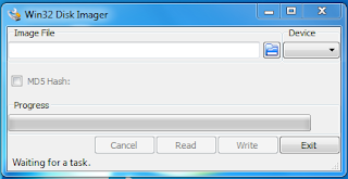 Win32 Disk Imager - download