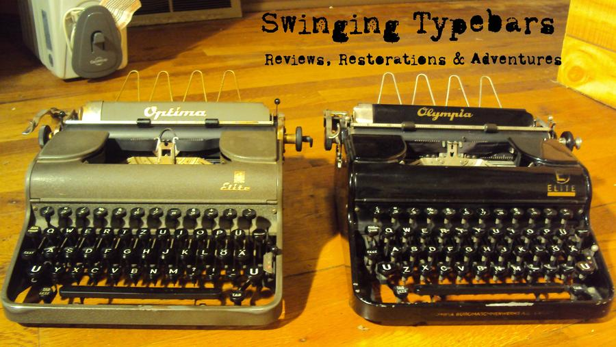 Swinging Typebars