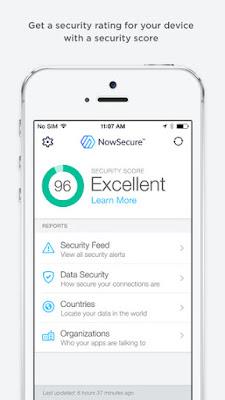 أفضل 6 تطبيقات لتعزيز الحماية والأمان علي آيفون وآيباد وانظمة iOS