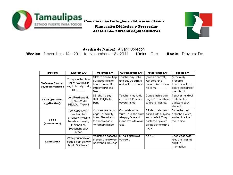 INGLÉS EN TAMAULIPAS