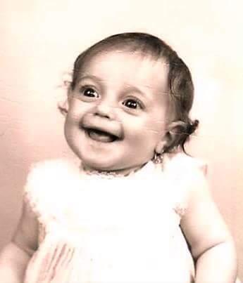 Com seis meses de idade
