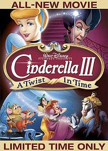 Cinderella III: A Twist in Time 2007 Hollywood Movie Watch Online