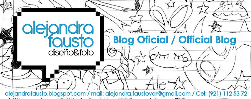 Alejandra Fausto | Blog Oficial