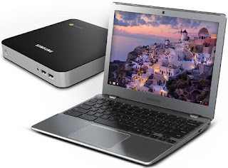 Samsung Series 3 Chromebox and 2nd Gen Chromebooks announced