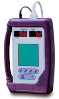 Heska veterinary pulse oximeter