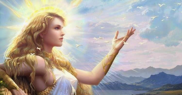 Dios diosa energias de la nueva era caracteristicas for En la mitologia griega la reina de las amazonas