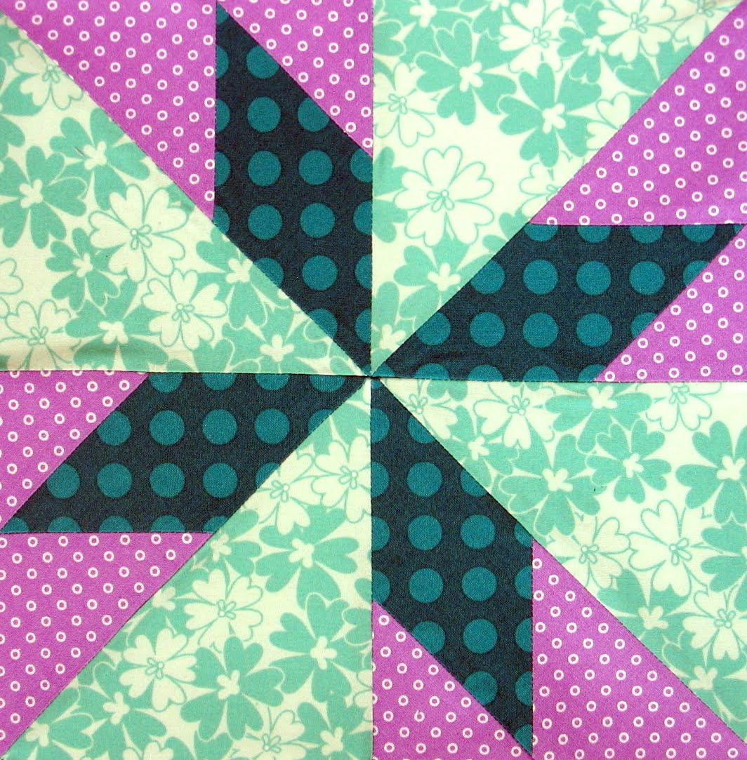 Quilting Designs For Blocks : Starwood Quilter: Aloha Quilt Block