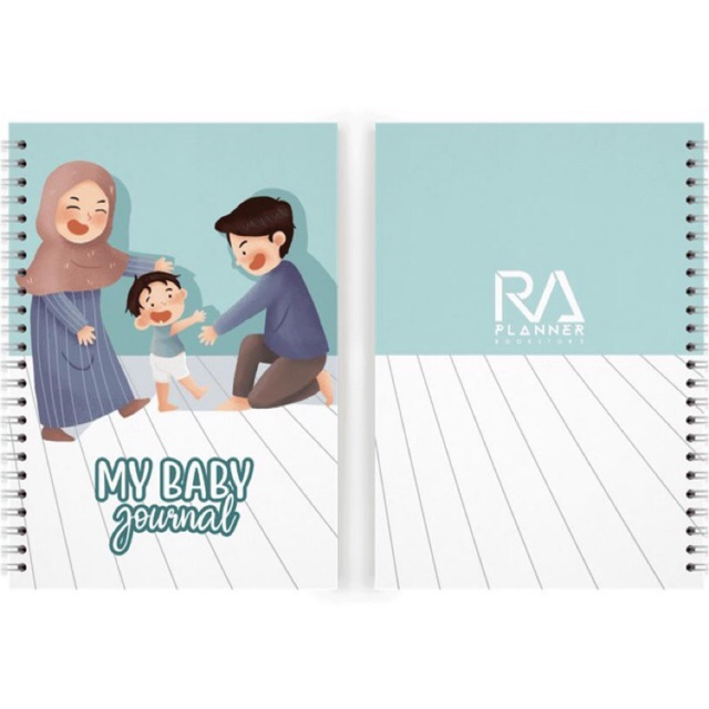 Buku Jurnal Ibu Hamil (My Baby Journal)