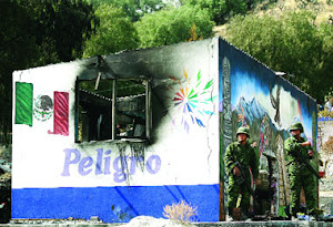 Tultepec otra vez en llamas