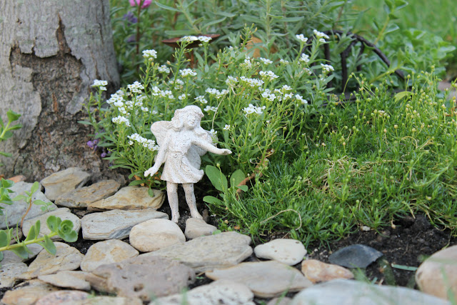 Sixty Fifth Avenue Fairy garden 2012