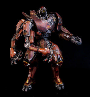 pacific rim crimson typhoon toy  Pacific Rim Crimson Typhoon Cu...