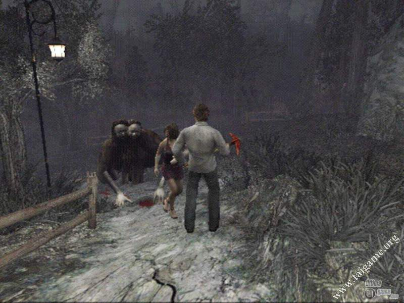 Download Game Gratis Silent Hill 4 - Muhamady053