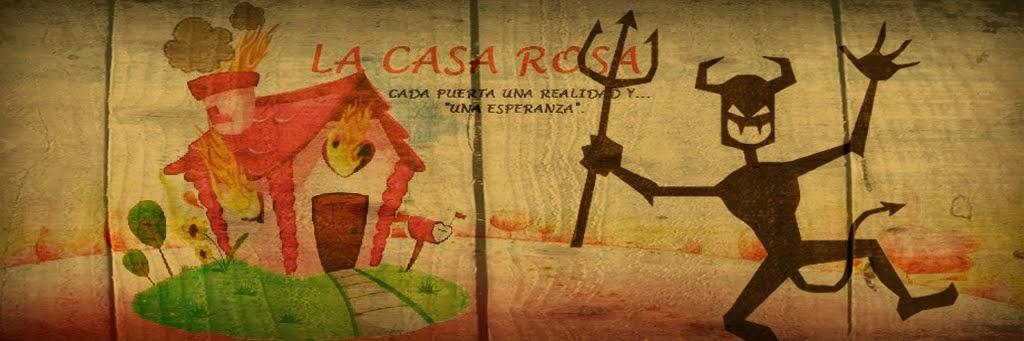 club de la composicion: LA CASA ROSA