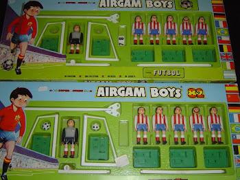 Airgam Boys colchoneros