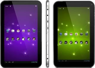 Toshiba Excite 13 | Tablet PC Terbesar di Dunia