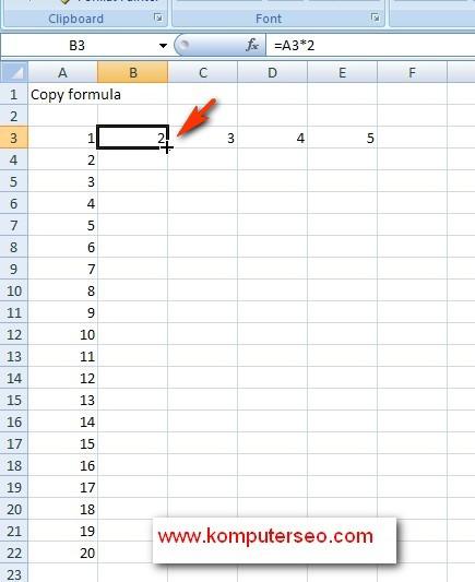 copy formula