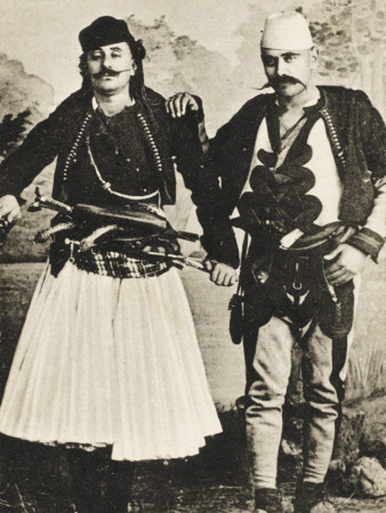 Albania - Muslims from Shkoder