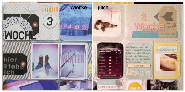 Material der Woche | Tags www.danipeuss.de Project Life