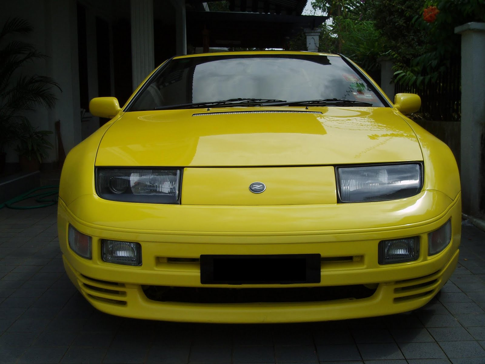 nissan fairlady z yellow wallpapers - Nissan Fairlady Z Yellow Car Wallpapers Full HD