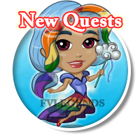 FarmVille Imber's Rainbow Quests Icon