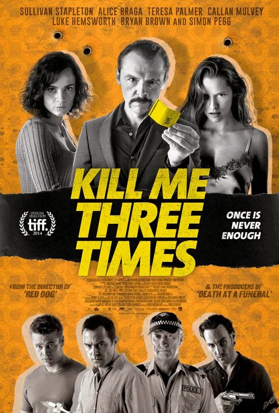 Kill Me Three Times (WEB-DL 720p Ingles Subtitulado) (2014)