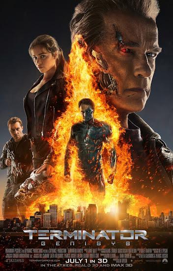ตัวอย่างหนังใหม่ : Terminator: Genisys (ฅนเหล็ก: มหาวิบัติจักรกลยึดโลก) ซับไทย poster 3