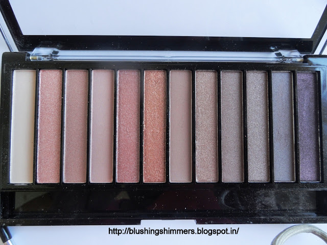 Makeup revolution london iconic 3 palette shades