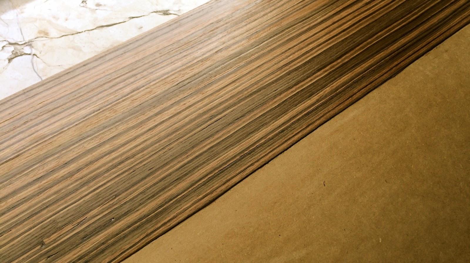 madera enchapada