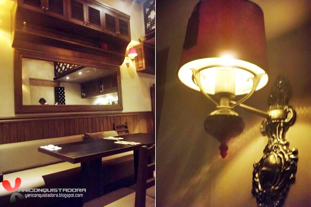 FEZ Restobar in Bonifacio High Street, Taguig City