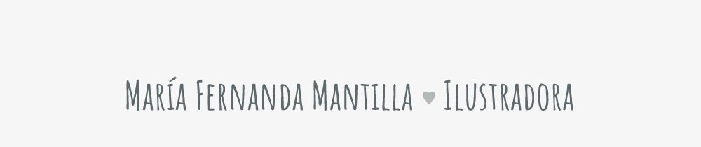 Maria Fernanda Mantilla - Ilustradora