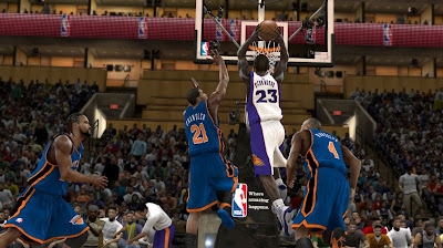 NBA 2K11 Screenshots 1
