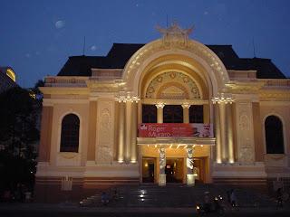 Ho Chi Minh City's Opera
