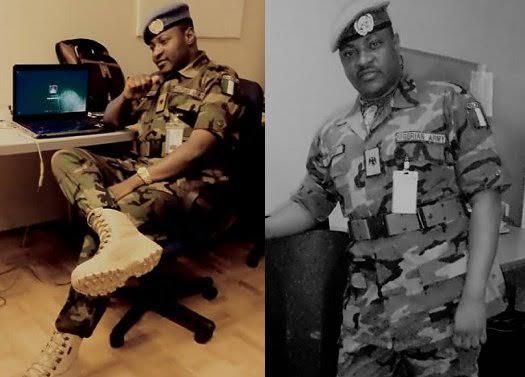 Major Auwal Sa'ad