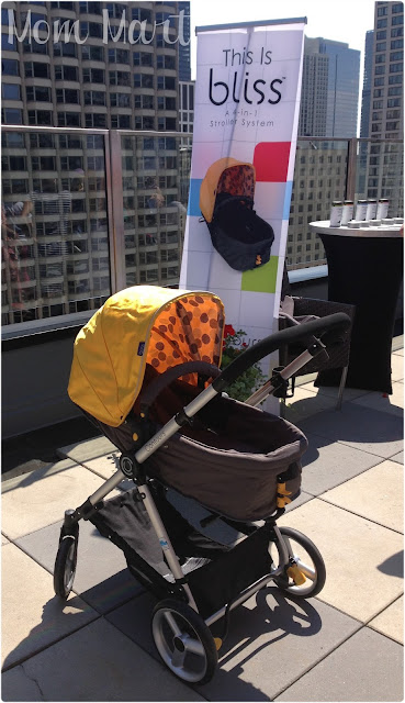 Contours Bliss Stroller - This is Bliss