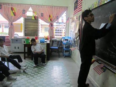 Budak Skema Sekolah Kebangsaan Selayang Utama