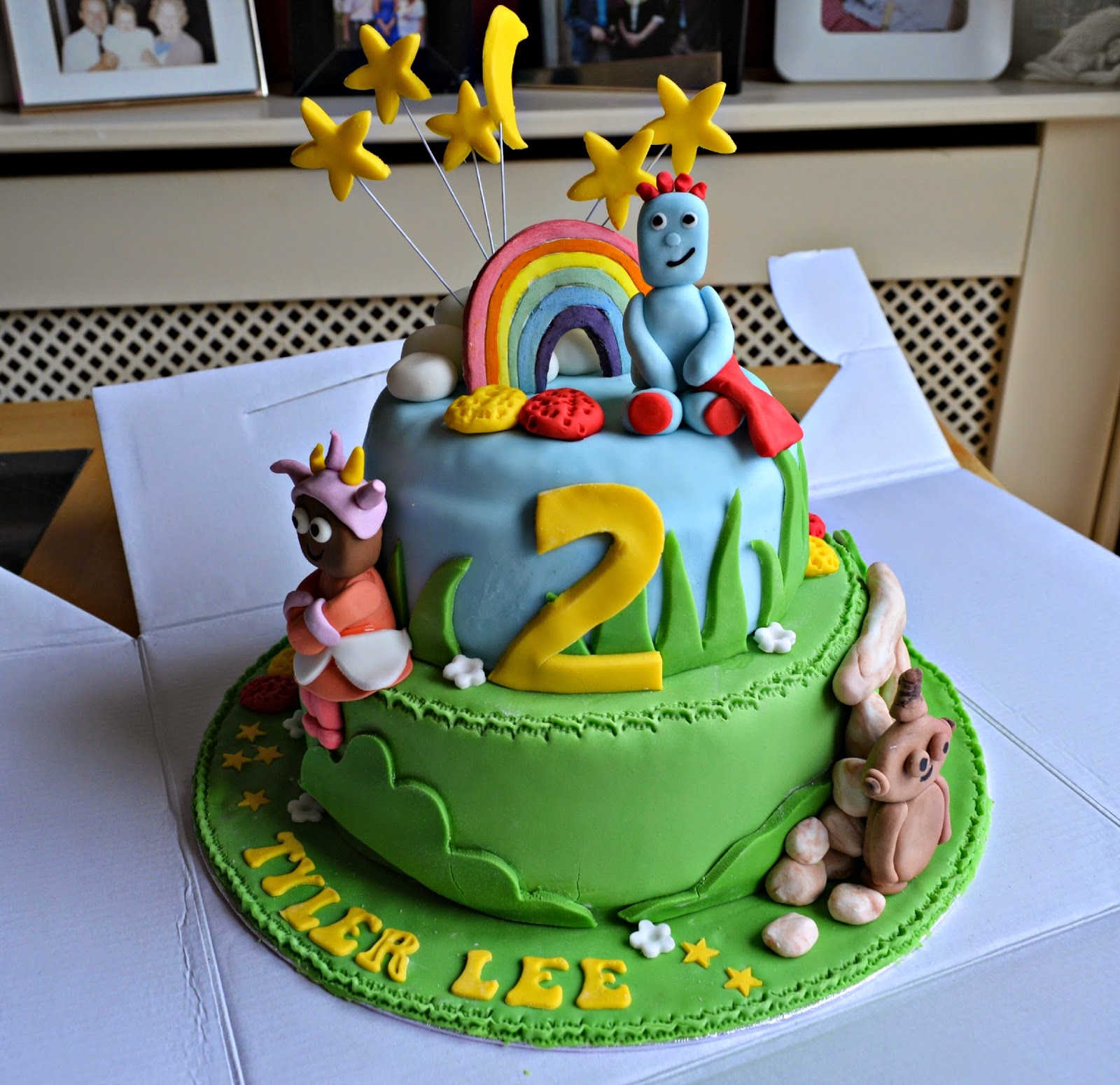 Tyler Lee\'s 2nd Birthday | In the Night Garden Themed Tea Party ...