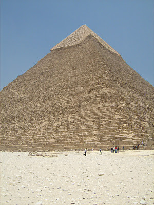 La grande Piramide di Keope
