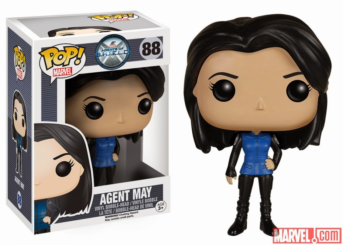 Funko Pop! Agent May