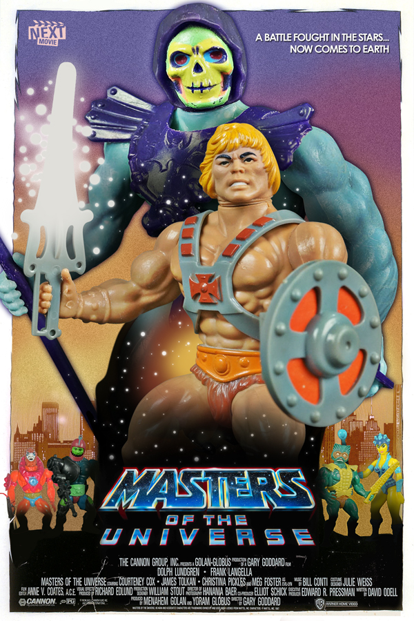 Tictoctoy 10 Awesome Action Figure Movie Posters