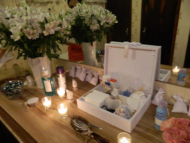Decoração do banheiro do seu casamento  Mundo de Lolinha -> Decoracao De Banheiro Para Festa De Casamento
