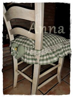 Lecosemeravigliose shabby e country chic passions cuscini country - Cuscini per sedie da cucina ...