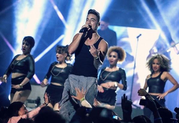 Maluma Latin Grammy 2013 Realeza Urbana Magazine