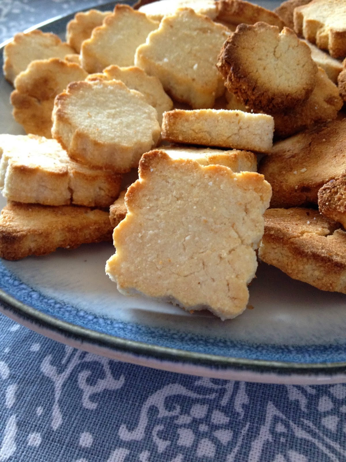 Hope For Healing: Coconut Applesauce Shortbread Cookies