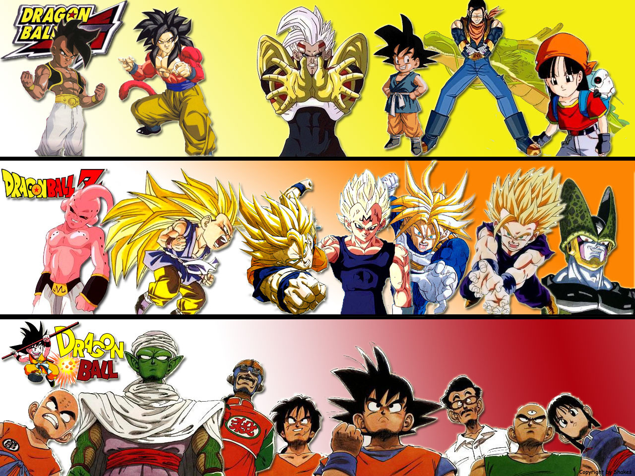 Dragon Ball Z Terá Nova Saga?
